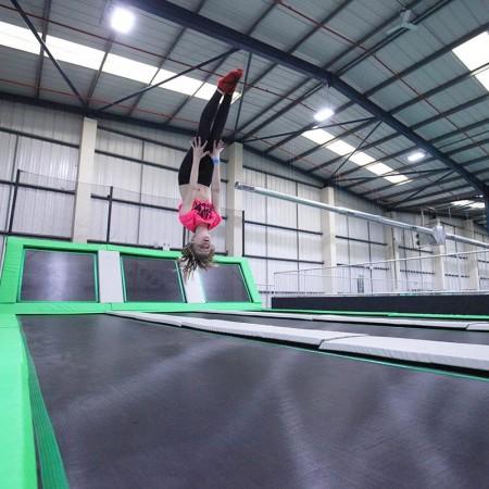 Extreme Trampolining Blackpool, Lancashire