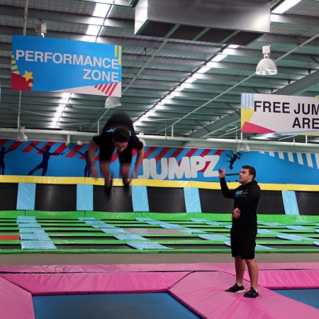 Extreme Trampolining Jumpz, 0