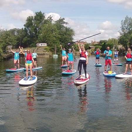 Paddle Boarding (SUP) Keynsham, Bristol