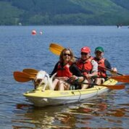 Stand Up Paddle Boarding (SUP) Luss, City of Edinburgh