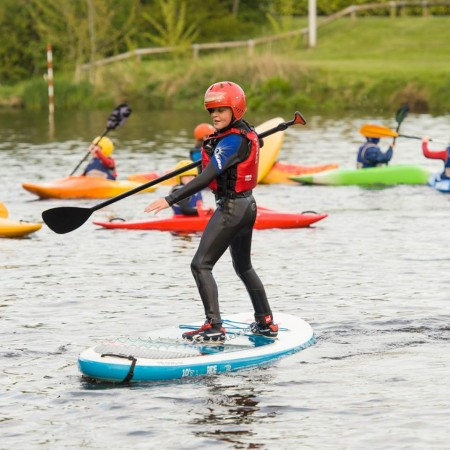Stand Up Paddle Boarding (SUP) Middlesbrough,