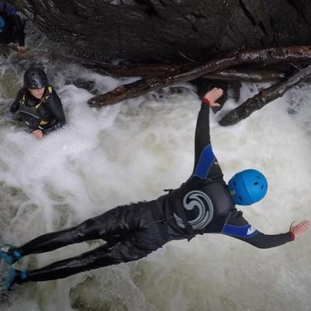 Gorge Scrambling Gartmore ,