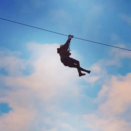 Zip Wire Brighton ,