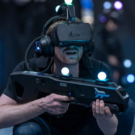 VR Experiences Nottingham, Free Roam VR, Nottinghamshire
