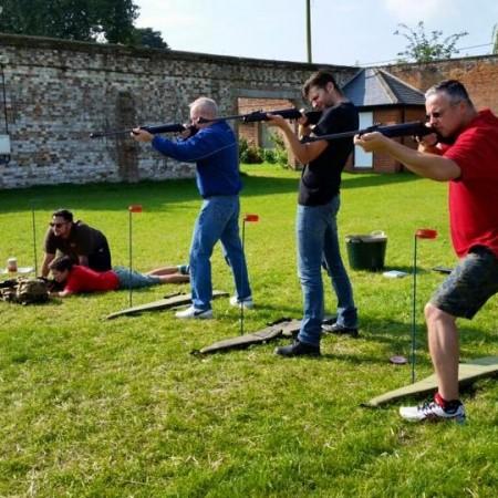 Air Rifle Ranges Thetford, Norfolk