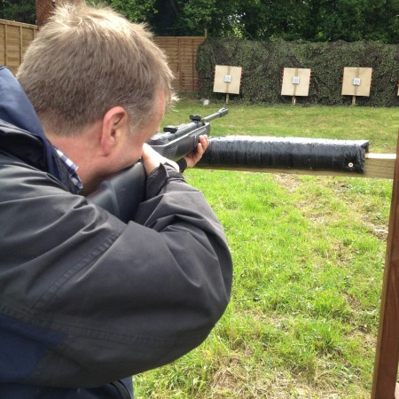Air Rifle Ranges Crawley, West Sussex, Surrey