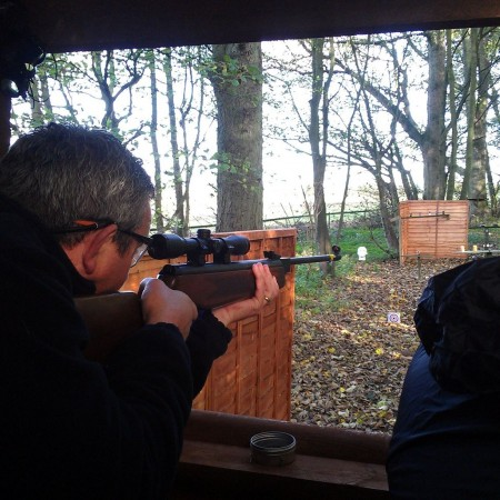 Air Rifle Ranges Kendal, Cumbria, Cumbria
