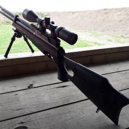 Air Rifle Ranges West Frodsham, Cheshire, Cheshire