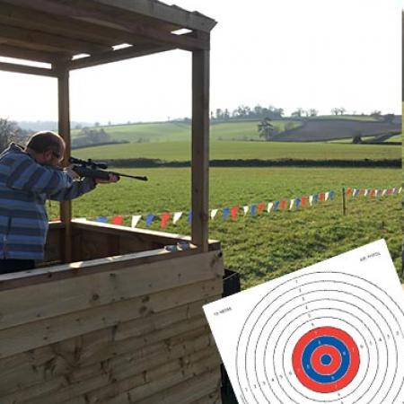 Air Rifle Ranges Exeter, Devon