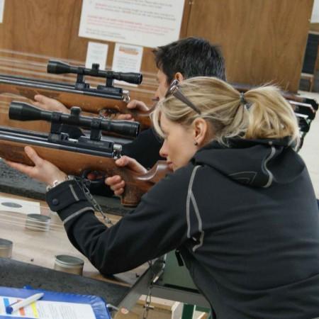 Air Rifle Ranges Kirkcaldy, Fife, Fife