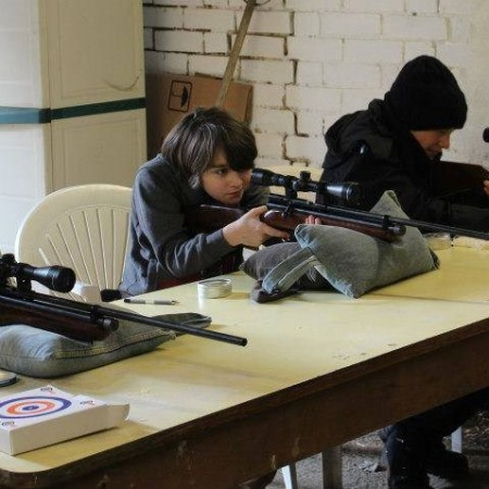 Air Rifle Ranges Huntingdon,