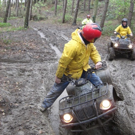 Quad Biking West Malling, Kent, Kent