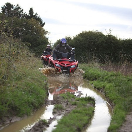 Quad Biking Thirsk, North Yorkshire