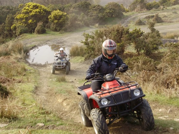 Quad Biking Northolt, West London, Middlesex