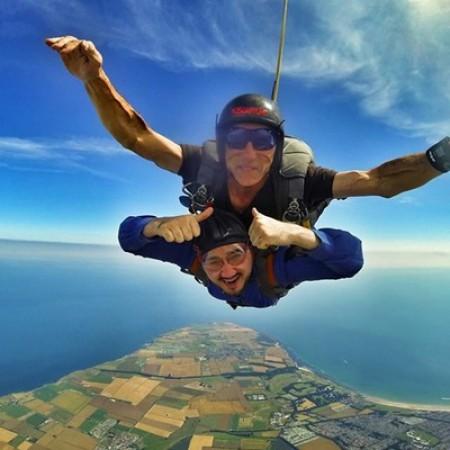 Skydiving Bridlington, East Yorkshire, North Humberside