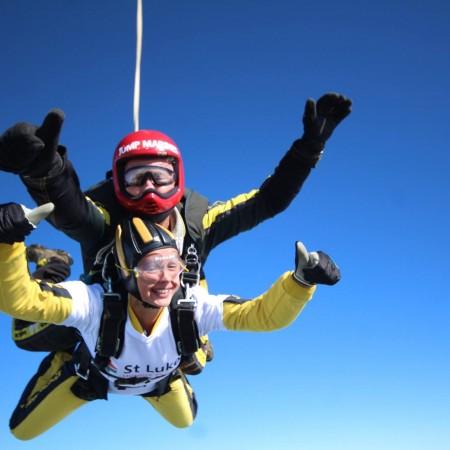 Skydiving Honiton, Devon