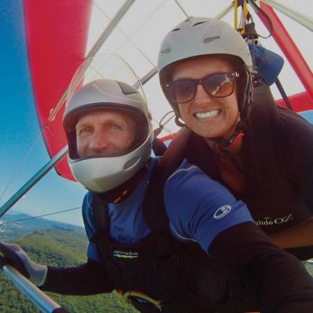 Hang Gliding Hangglide OZ, 0