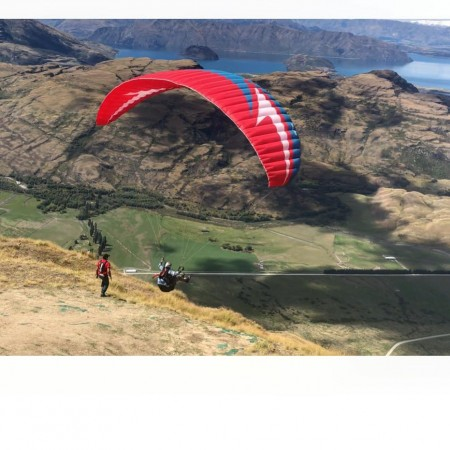 Paragliding Poliglide, 0
