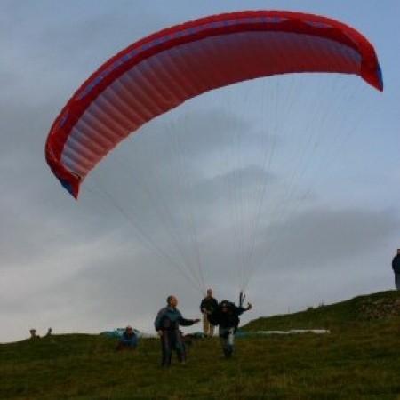 Paragliding Newtown,