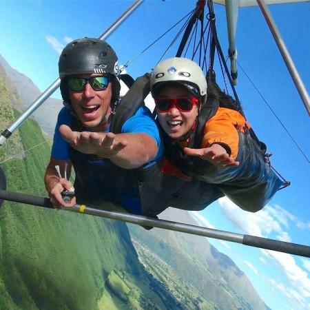 Paragliding Queensland,