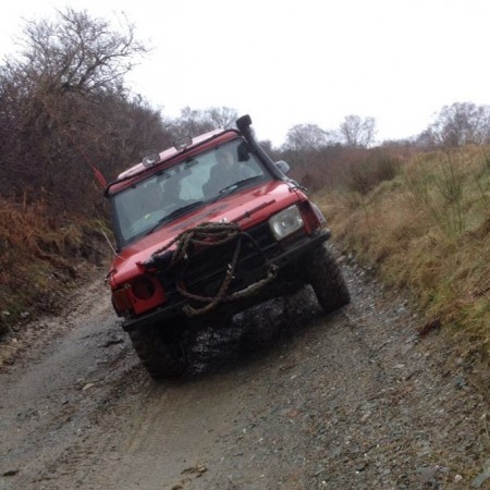 4x4 Off Roading Helensburgh, Argyll & Bute , Dunbartonshire