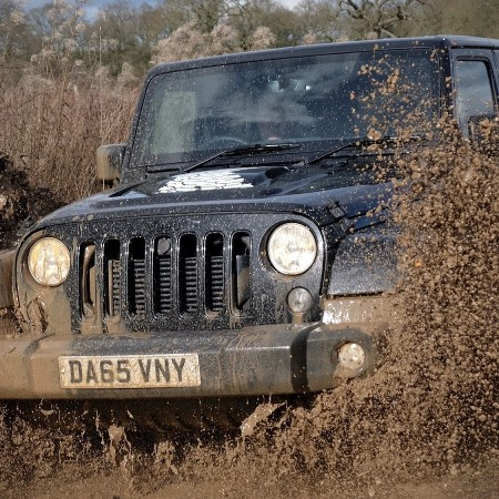 4x4 Off Roading Malpas, Cheshire, Cheshire