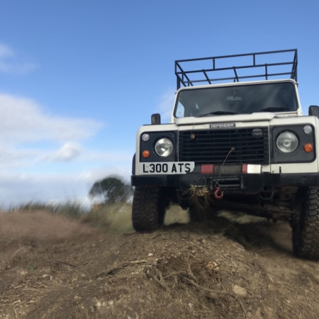 4x4 Off Roading Grantham, Lincolnshire