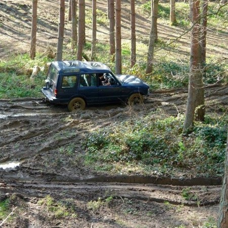 4x4 Off Roading West Malling, Kent