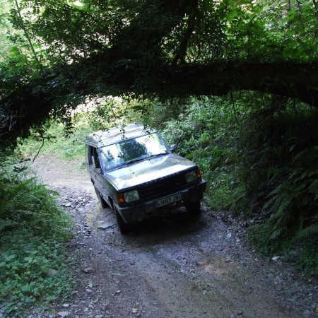 4x4 Off Roading Ilfracombe - Two Potts, Devon, Devon