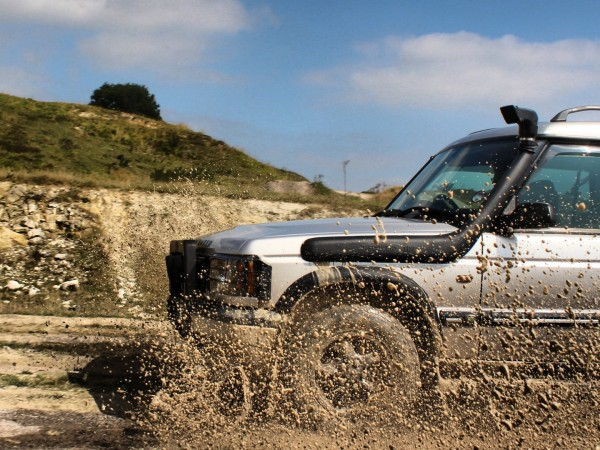 4x4 Off Roading Ashford, Kent