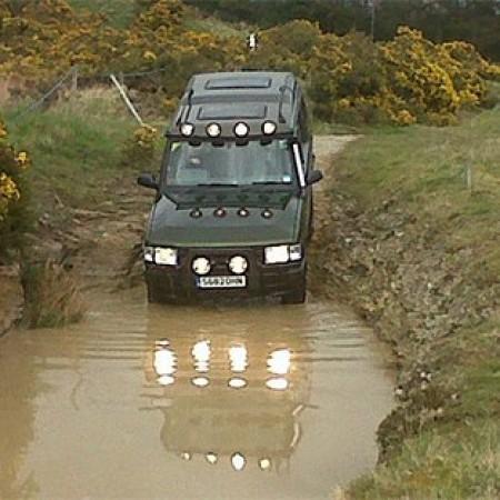 4x4 Off Roading Hexham, Northumberland, Northumberland