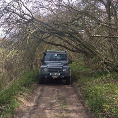 4x4 Off Roading Doncaster - Womersley, West Yorkshire