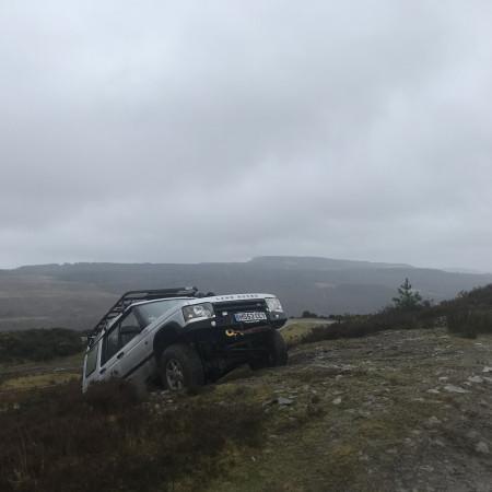 4x4 Off Roading Swansea, Neath Port Talbot
