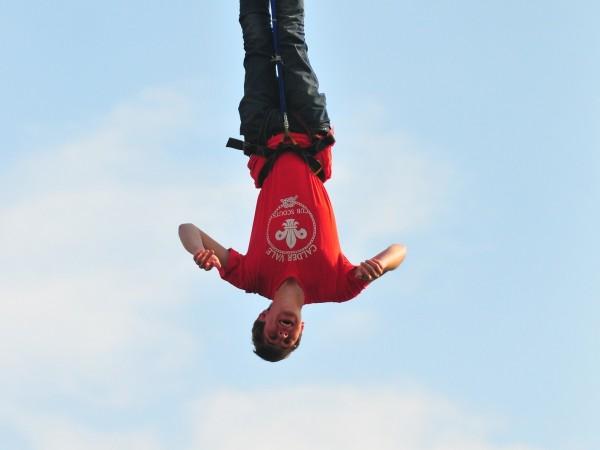 Bungee Jumping Bray, Windsor, Berkshire