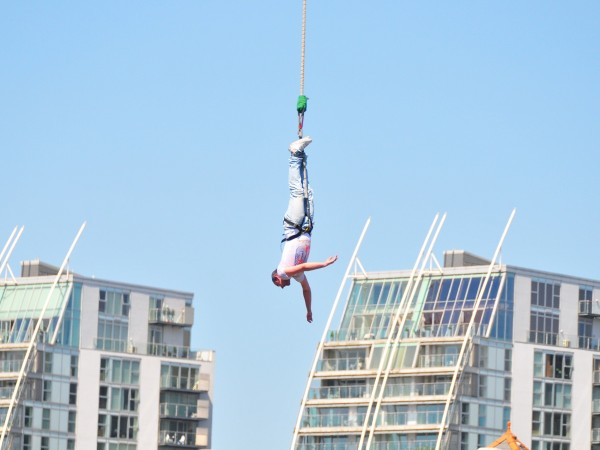 Bungee Jumping Manchester - Salford, Greater Manchester