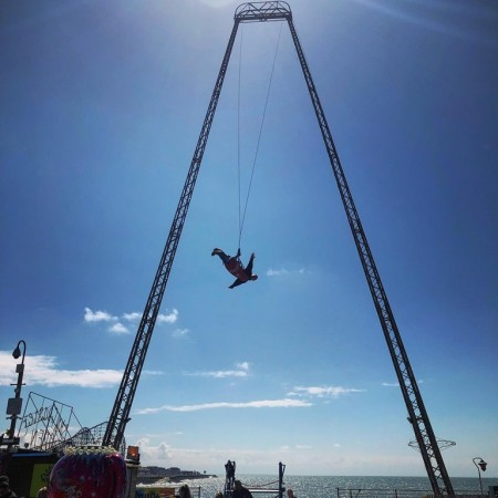 Bungee Jumping Blackpool,