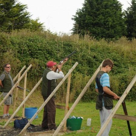 Clay Pigeon Shooting Tenterden, Kent, Kent