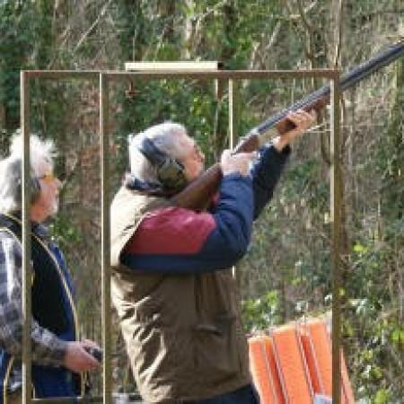 Clay Pigeon Shooting Cardigan, Ceredigion, Dyfed