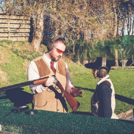 Clay Pigeon Shooting Dunkeld, Perthshire, Perthshire