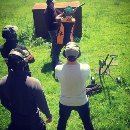Clay Pigeon Shooting Sandwich, Kent, Kent