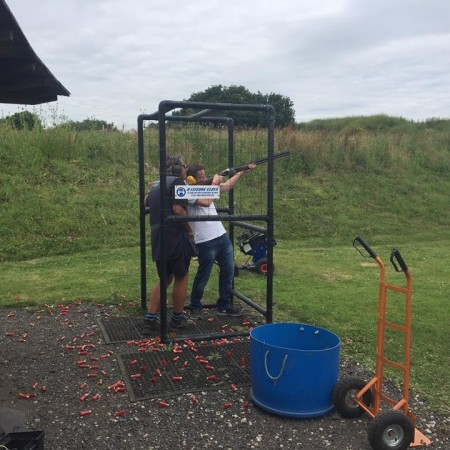 Clay Pigeon Shooting Albourne, East Sussex