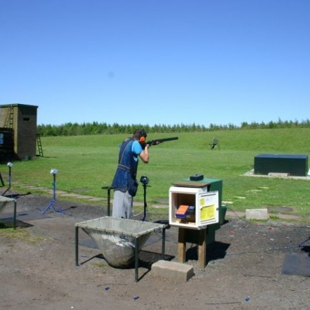 Clay Pigeon Shooting Dinnington, Newcastle Upon Tyne, Tyne And Wear