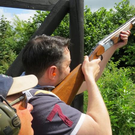 Clay Pigeon Shooting Aylesbury, Buckinghamshire, Buckinghamshire