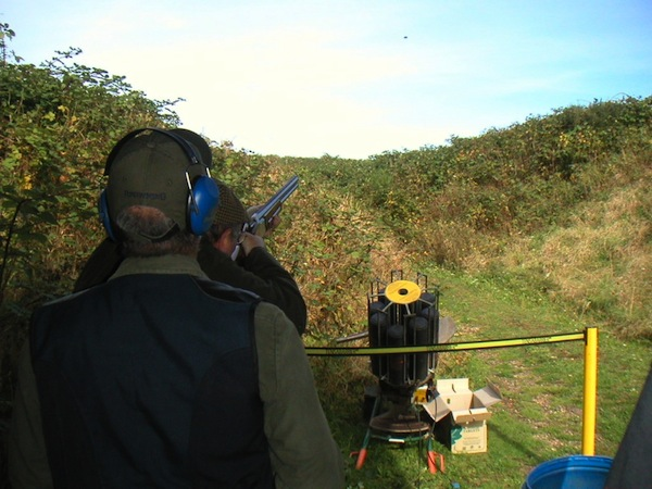 Clay Pigeon Shooting Hertford, Hertfordshire, Hertfordshire