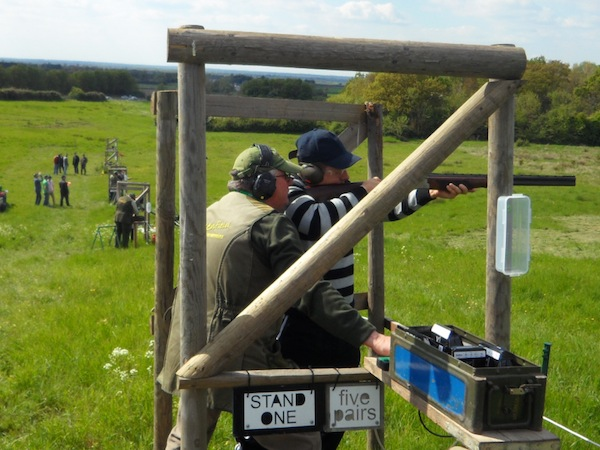 Clay Pigeon Shooting Oxford, Buckinghamshire