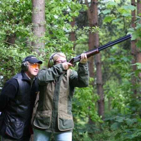 Clay Pigeon Shooting Eccles, Nr Manchester, Greater Manchester
