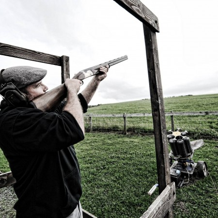 Clay Pigeon Shooting Kendal, Cumbria, Cumbria
