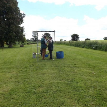 Clay Pigeon Shooting Lydney, Gloucestershire, Gloucestershire