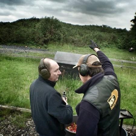 Clay Pigeon Shooting Woking, Surrey, Surrey