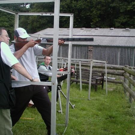 Clay Pigeon Shooting Pontypridd, Mid Glamorgan, Rhondda Cynon Taff